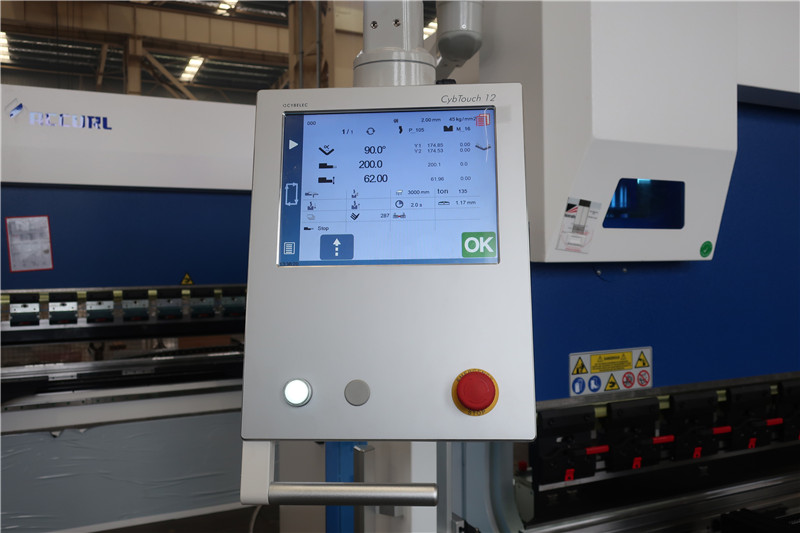 CybTouch 12 PS 2D CNC System