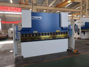 300 Ton haydroliko nc pindutin ang preno ng makina 5M na may sertipikasyon sa kaligtasan sa CE