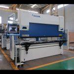 6 axis CNC pindutin ang preno machine 100 tonelada x 3200mm