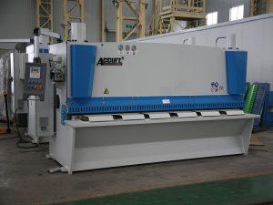 6m plate shearing machine