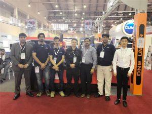 Dubai Delegation Bisitahin ang aming Exhibition