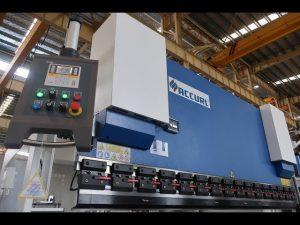 Ang hydraulic press preno MB7-100Tx3200mm na may defender lazersafe at ELGO P40 NC system
