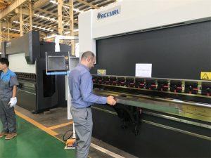 Iran Client Testing Machine sa aming Pabrika 3