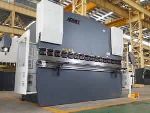 Steel plate baluktot machine para sa sheet metal