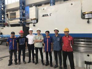 Dumalo ang Delegasyon ng Indonesia sa Pagbisita sa Pabrika namin