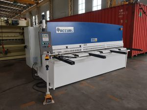 aluminyo plato cnc naggugupit machine