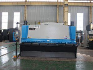 presyo ng cnc hydraulic shearing machine