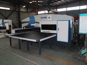 siemens system cnc turret punching machine, automatic hole hole punching machine cnc punch press price