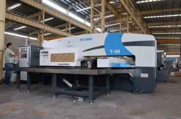 cnc hydraulic turret punch press para sa 30 ton cnc punching press machine