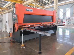 mainit na benta QC11K CNC haydroliko guillotine naggugupit machine