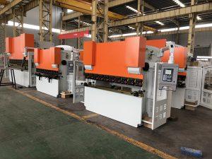 pagbuo materyal bakal plato materyal wc67y 300 ton 5000mm pindutin ang supplier ng preno sa Tsina