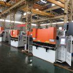 WC67K-30T 1600mm haydroliko pindutin ang preno, sheet metal baluktot machine, na may CE certificate