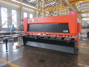 qc12y-6x3200 hydraulic shearing machine